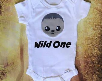 Wild One Onesie, Star Wars Onesie, Chewbacca Onesie, Funny Star Wars Onesie, Baby Onesie, Cute Onesie, Baby Shower, Layette, Bodysuit, Shirt