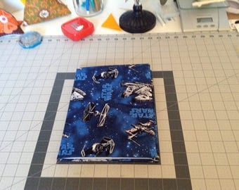 Composition Notebook w/ Starwars Fabric Cover