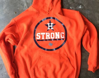 Houston Strong Hoodie