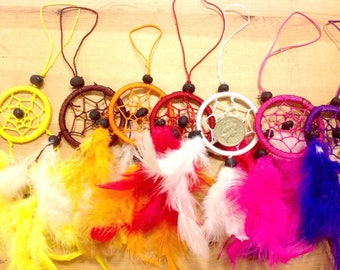 Small Dream Catchers.