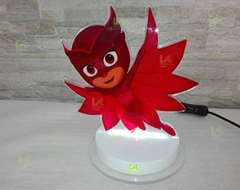 LED lamp PJ Mask superpigiamini
