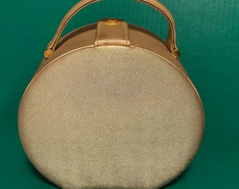 Cool and Classy hatbox purse