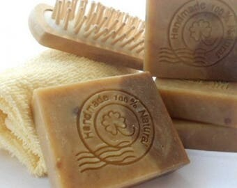 Organic Shampoo Soap. Plus A Gift. Natural Shampoo Soap. Homemade Soap. Shampoo Soap Handmade. Handmade Shampoo Soap