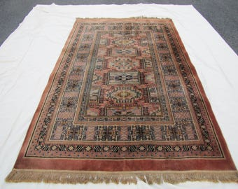 Rare Excellent Beautiful Anglo-Persian Rug  rr2768
