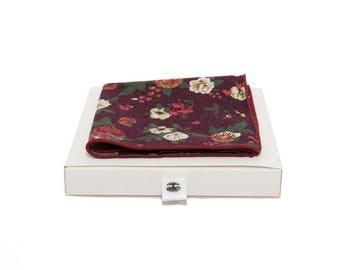 de MORÉ - Bourbon handkerchief Vintagelook