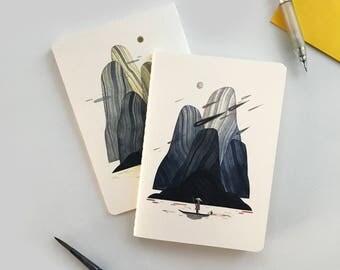 Night & Day Pocket Sketchbook