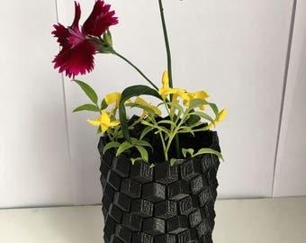 Honeycomb vase ( by radus from thingiverse)