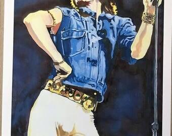 Mick Jagger Swagger