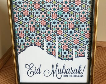Eid Complete Package - Blue Collection