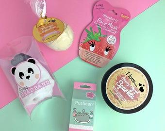 Bath Treats Gift Box