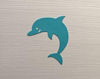 Dolphin Die Cuts