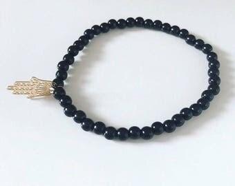 HAMSA hand of Fatima bracelet