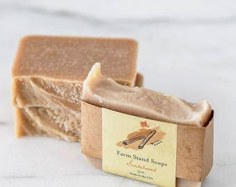 Sandalwood Bar Soap 5 oz