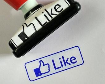 Facebook Like Stamp (Self Inking)