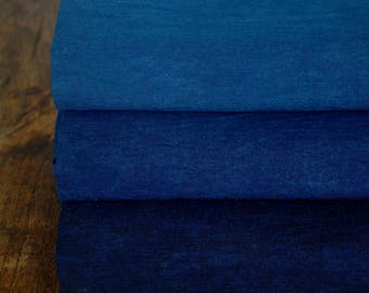Handmade Environmental Protection Blue Dye Cloth