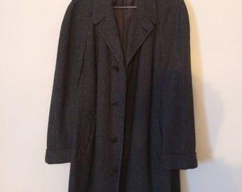 Vintage Coat Size Large NO TAG