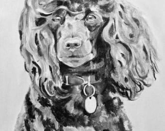 Custom Paintings: Dogs & Pets