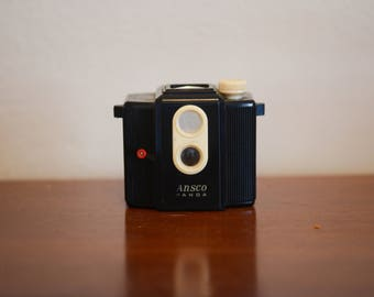 Ansco Panda Brownie Camera