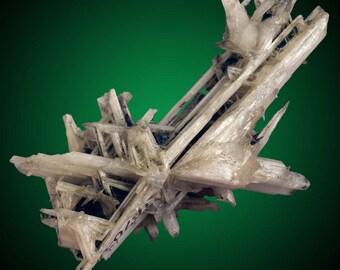 Cerussite; Broken Hill, New South Wales, Australia  --- fine and rare minerals