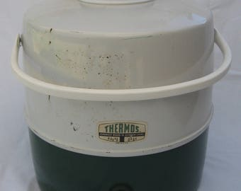 Vintage THERMOS 2 Gallon Picnic Jug