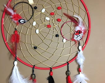 Georgia State Dreamcatcher