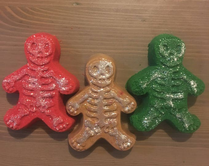 Gingerdead Men Bath Trio