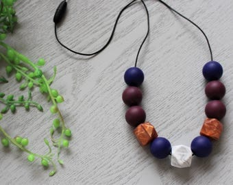 MILLIE Silicone Necklace