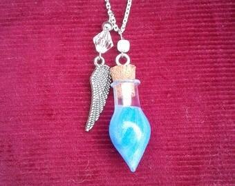 Jar of Sky Necklace
