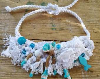 Mediterranean necklace
