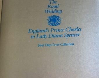 The Royal Wedding England's Prince Charles to Lady Diana Spencer