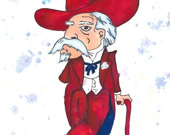 Ole Colonel Reb