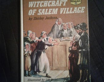 The Witchcraft of Salem Village  (RARE BOOK)