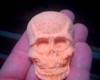 Small Skull Bath Bomb.