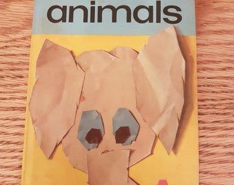 Talkabout animals Ladybird Book  1973 18p net