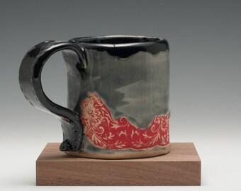Bolted Ceramic Coffee Mug
