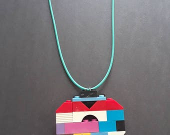 Heart Lego Necklace