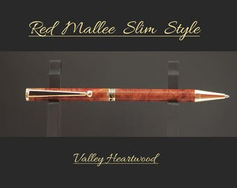 Slim Style - Red Mallee Burl