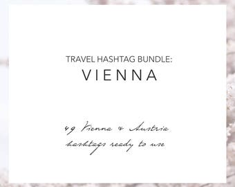 Vienna Austria Hashtags | Travel Hashtags Instagram | Instagram Marketing | Travel Blogger | Hashtag Research | Grow Your Instagram