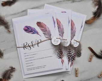Wedding Invitation Bundle - The Phoenix Range