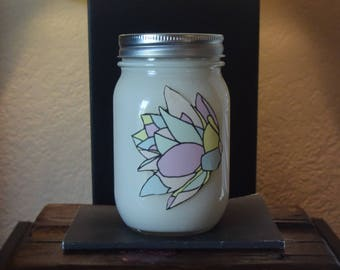 Lotus Bliss Candle