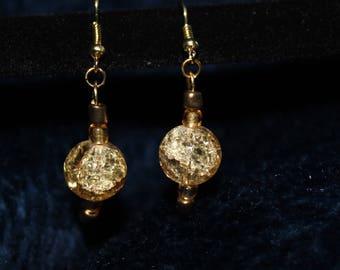 Jewel Tone Boho Chic Earrings