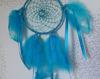 Dream catcher or dream catcher blue