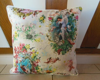Jean Paul Gaultier cushion