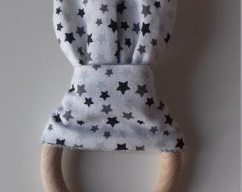 Bunny rattle stars