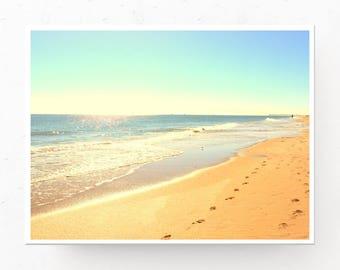 Beach Photo Download - Beach Digital Download, Beach Printable, Beach Wall Art, Coastal Decor, Beach Art Print, Printable Art, Beach Photo