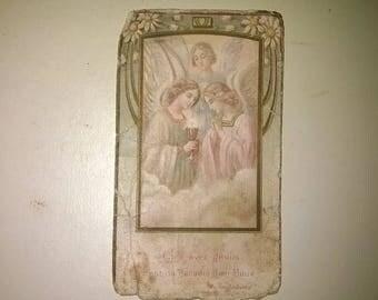 566) pious religious image
