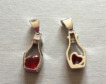 heart (bottle)