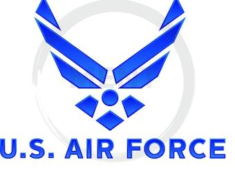US Air Force Emblem SVG,EPS,Png,Studio