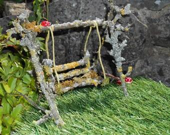 A Woodland Fairy swing