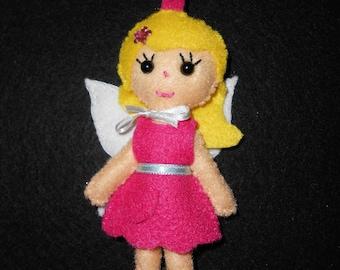 NEW / Pocket Fairy keyring